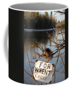 Home By Water For Wrent Cheep Coffee Mug