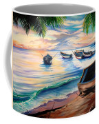 Home From The Sea Coffee Mug