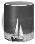 Home Is The Sailor Coffee Mug