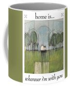 Home Is Coffee Mug