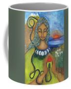 Home Is Where Your Heart Is Coffee Mug by Prerna Poojara
