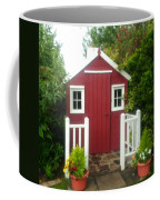 Home Made Shed Coffee Mug