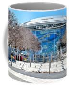Home Of The Cowboys Coffee Mug