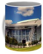 Home Of The Dallas Cowboys Coffee Mug