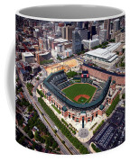 Home Of The Orioles - Camden Yards Coffee Mug