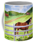 Home On The Farm Coffee Mug