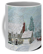 Winter Home Coffee Mug