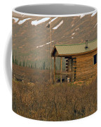 Home Sweet Fishing Home In Alaska Coffee Mug