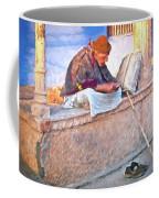 Homeless Man In India Coffee Mug