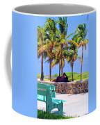 Home On The Beach Coffee Mug