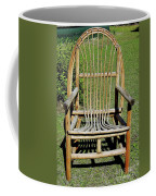 Homemade Lawn Chair Coffee Mug