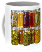 Homemade Preserves And Pickles Coffee Mug
