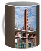 Homer Hamilton Theatre Sign Coffee Mug