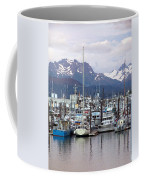 Homer Harbor Coffee Mug