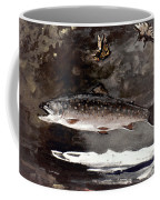 Homer: Trout, 1889 Coffee Mug