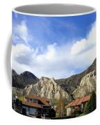 Homes And Hoodoos Coffee Mug