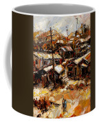 Homes In The Hills  Chaves Revine Coffee Mug