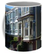 Homes Of San Francisco Coffee Mug