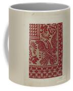 Homespun Coverlet Coffee Mug