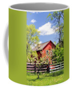 Homestead At Old World Wisconsin Coffee Mug