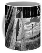 Homestead Coffee Mug by Bob Christopher