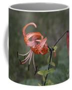 Homestead Tiger Lilly Coffee Mug