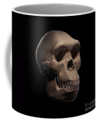 Homo Habilis Skull Coffee Mug