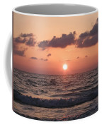 Honey Moon Island Sunset Coffee Mug