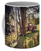 Honey, Under The Cedar Tree Coffee Mug