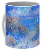 Honeymoon Island Coffee Mug