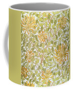 Honeysuckle Design Coffee Mug