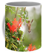 Honeysuckle Hummer Coffee Mug