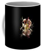 Honeysuckle Reflections Vertical Coffee Mug