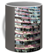 Hong Kong Apartment 18 Coffee Mug