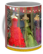 Hong Kong Dress Shop Coffee Mug