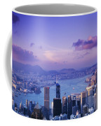 Hong Kong Harbor Coffee Mug