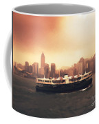 Hong Kong Harbour 01 Coffee Mug