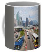 Hong Kong Traffic II Coffee Mug