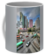 Hong Kong Traffic Coffee Mug