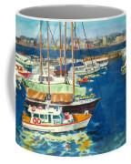 Hong Kong Victoria Harbor Coffee Mug