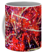 Honolulu Fireworks Coffee Mug