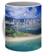 Honolulu, Oahu Coffee Mug