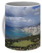 Honolulu Oahu Hawaii Coffee Mug