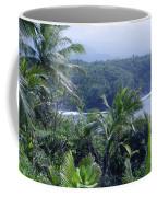Honomaele Near Mokulehua At Hale O Piilani Heiau Hana Maui Hawaii Coffee Mug