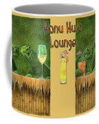 Honu Hula Lounge... Coffee Mug