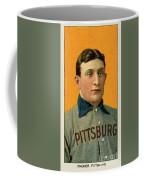 Honus Wagner, Pittsburg Pirates Coffee Mug