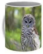 Hoo Are You Coffee Mug