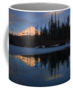 Hood Alpenglow Coffee Mug