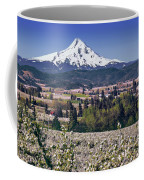 Hood River Orchards Coffee Mug