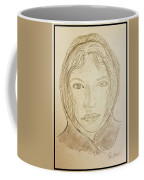 Hooded Girl  Coffee Mug